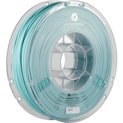 PLA пластик Polymax 1,75 голубой 0,75 кг