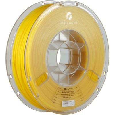 Пластик Polymax PLA 1,75 желтый 0,75 кг