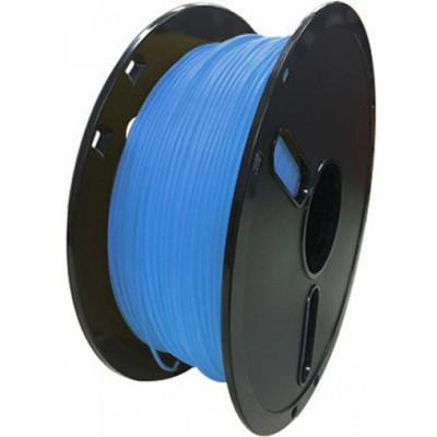 PLA Premium Raise3D 1,75 мм полупрозрачный синий 1 кг