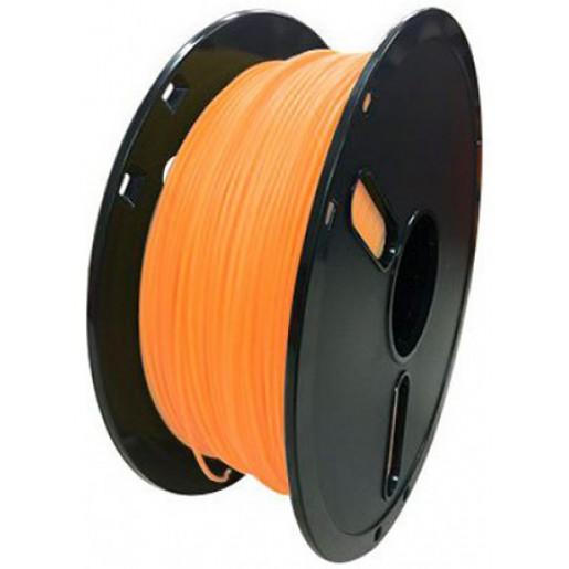 PLA Premium Raise3D 1,75 мм полупрозрачный оранжевый 1 кг