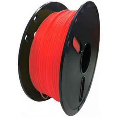 PLA Premium Raise3D 1,75 мм полупрозрачный красный 1 кг