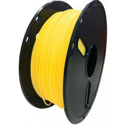 PLA Premium Raise3D 1,75 мм полупрозрачный желтый 1 кг