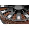 ABS пластик 1,75 REC коричневый RAL8007 2 кг