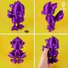 PLA пластик 2,85 REC фиолетовый RAL4008 0,75 кг