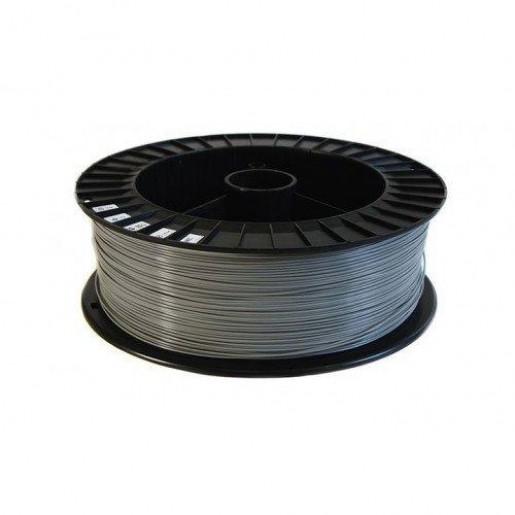 PLA пластик 1,75 REC серый RAL7004 2 кг