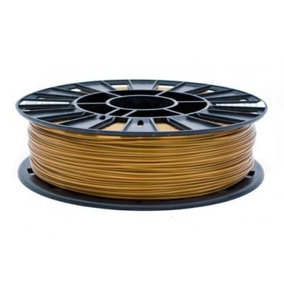 PLA пластик 1,75 REC золотой RAL1036 0,75 кг