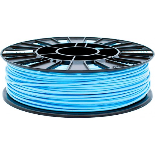 PLA пластик 2,85 REC голубой 0,75 кг