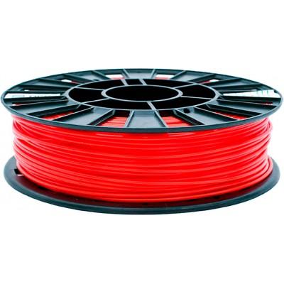 PLA пластик 2,85 REC красный 0,75 кг