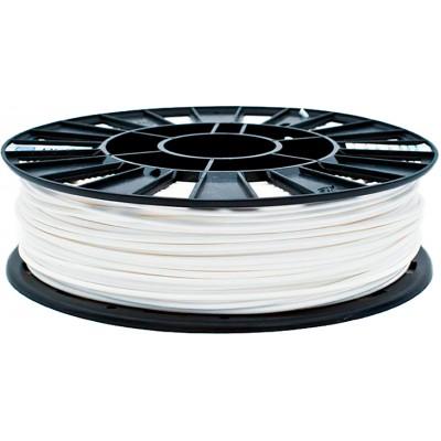 PLA пластик 2,85 REC белый 0,75 кг