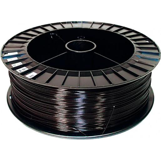 PLA пластик 2,85 REC черный 2 кг