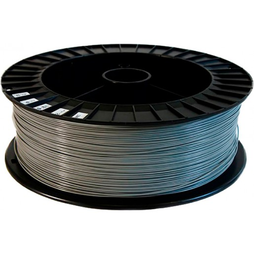 PLA пластик 2,85 REC серый 2 кг