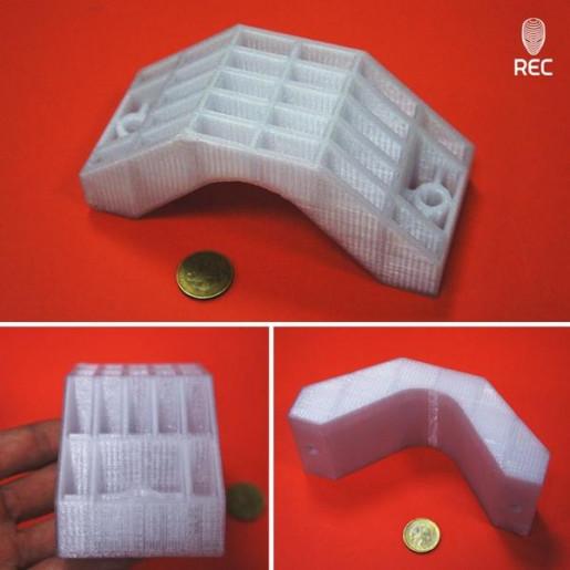 Пластик Rec 1,75 Relax прозрачный 0,75 кг
