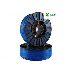 ABS пластик 1,75 SEM темно-синий 1 кг