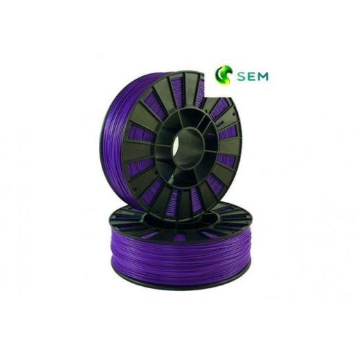 PLA пластик 1,75 SEM фиолетовый 1 кг