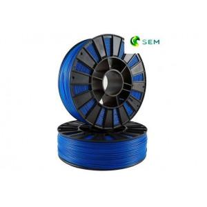 PLA пластик 1,75 SEM темно-синий 1 кг