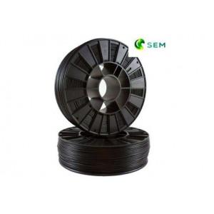 Пластик ABS/PC SEM черный 1 кг