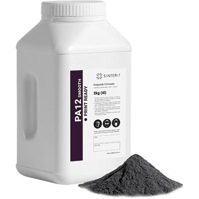 Полиамид Sinterit PA12 Smooth Print Ready Powder 2 кг