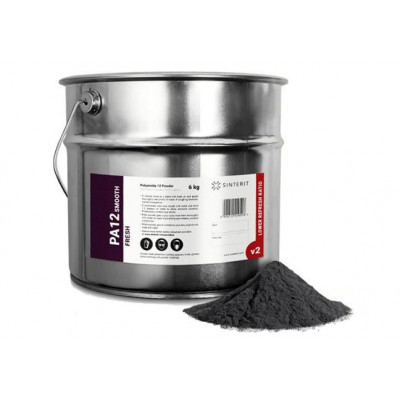 Порошок Sinterit PA12 Smooth Starter Powder 6 кг