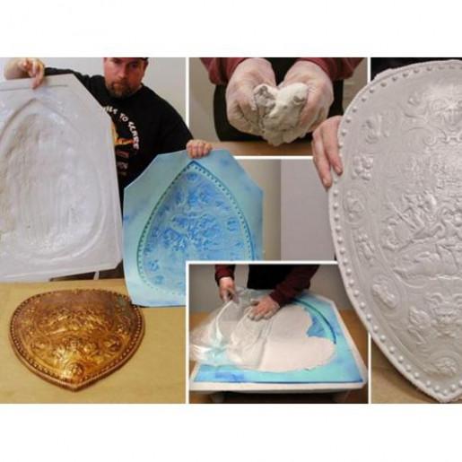 Эпоксидная паста Smooth-On Free Form-AIR, 0,72 кг