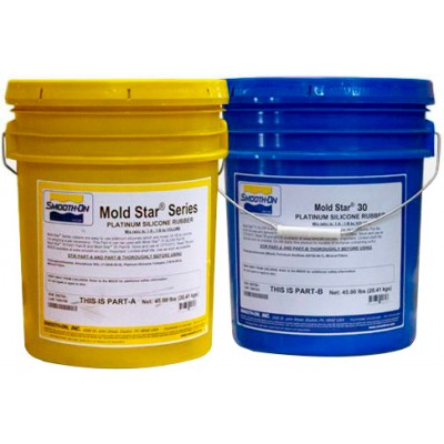 Smooth-On Mold Star 30, 0,9 кг