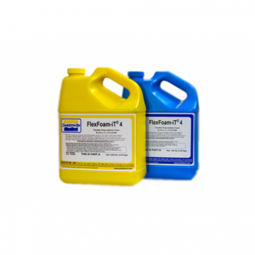 Пенополиуретан Smooth-On FlexFoam-iT! IV, 0,81 кг