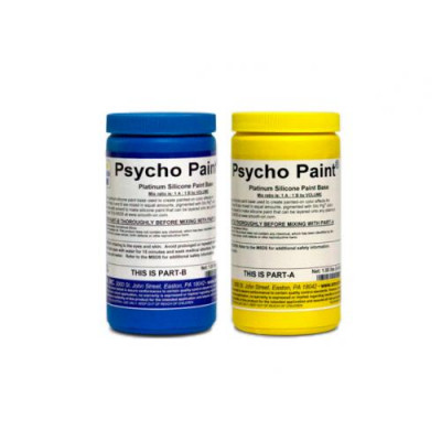 Силикон Smooth-On Psyсho Paint, 0,226 кг