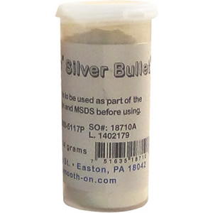Smooth-On Cast Magic Silver Bullet