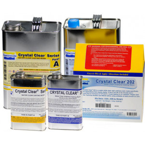Smooth-On Crystal Clear 202, 0,86 кг