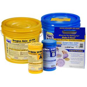 Силиконовая резина Smooth-On Dragon Skin 10NV, 7,26 кг