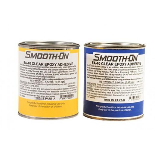 Эпоксидный клей Smooth-On EA-40, 1,9 кг