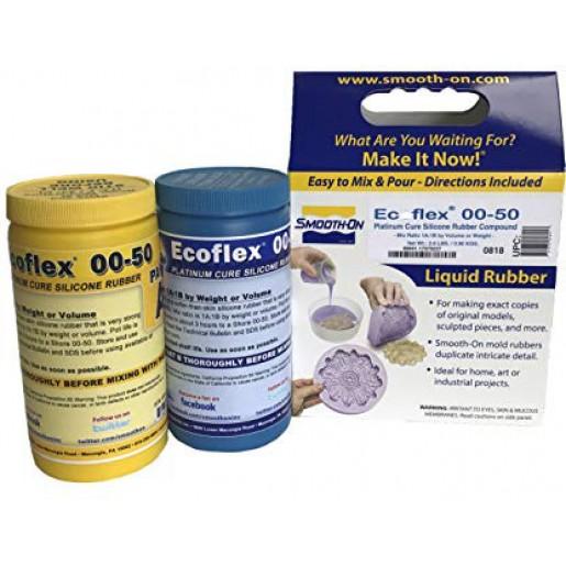 Силикон Ecoflex 00-50, 0,90 кг