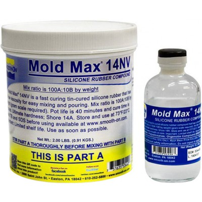 Smooth-On Mold Max 14NV, 4,74 кг
