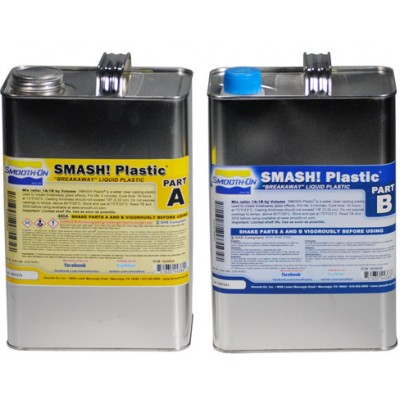 Пластик Smooth-On SMASH! Plastic