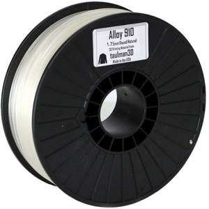 Пластик Taulman3D Alloy 910 1,75 мм прозрачный 0,45 кг
