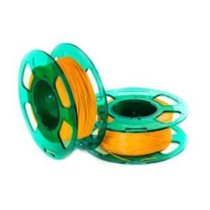 JUST FLEX Geek Fil/lament 1,75 мм 0,5 кг оранжевый