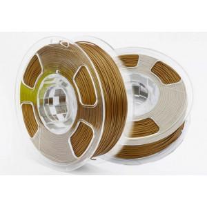 PLA HP U3print 1,75 мм 1 кг Bronze