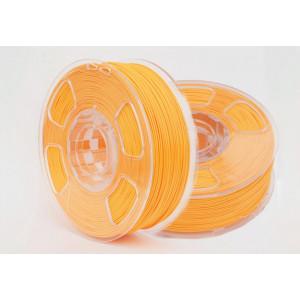PLA HP U3print 1,75 мм 1 кг Orange Fluory