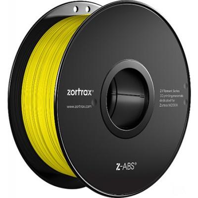 Нить Zortax Z-ABS, 1,75 мм желтая