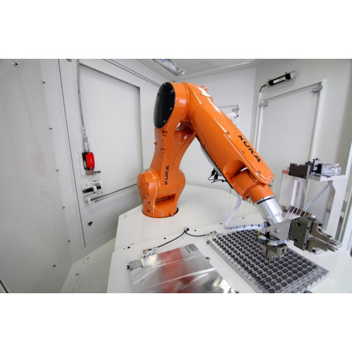 Робот-манипулятор KUKA KR 6 R900 SIXX (KR AGILUS)