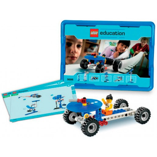 Набор Lego «Технология и основы механики» (9686) Lego Education