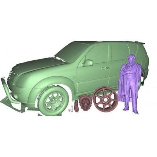 3D сканер Volume Technologies VT Mini (цена без НДС)