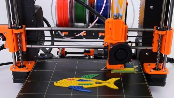 3D-принтер-конструктор