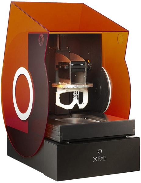 фото 3D-принтера DigitalWax (DWS) XFAB 2000