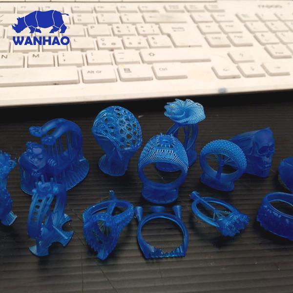 примеры 3d-печати ювелирных изделий