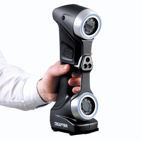 внешний вид 3д сканера