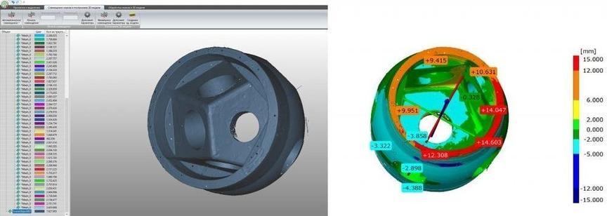 примеры сложных 3д моделей