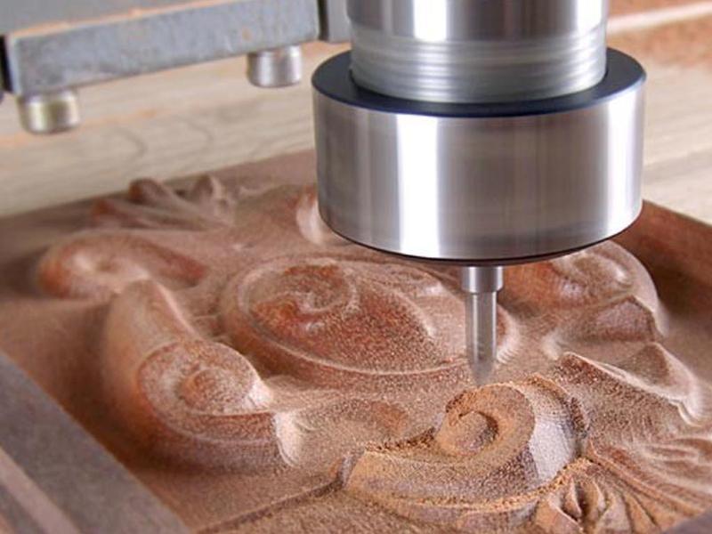 фото обработки дерева