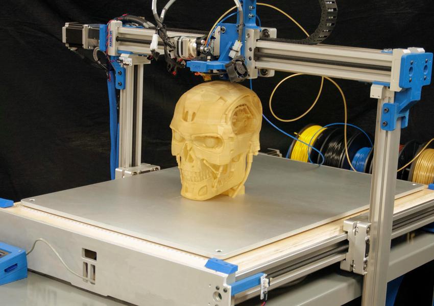 фигурка черепа