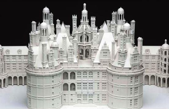 фото макета здания