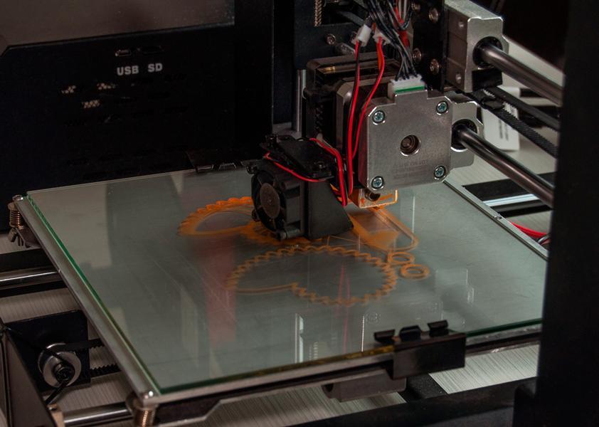 рабочий стол принтера